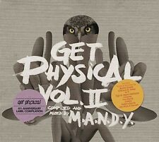 M.A.N.D.Y. (ELECTRONIC) - GET PHYSICAL, VOL. 2: 4TH ANNIVERSAL LABEL COMPILATION