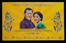 Bhutan Commemorative Banknote 100 Ngultum 2011 UNC, Folder