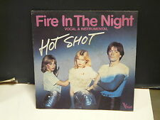 HOT SHOT Fire in the night 101456