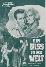 RISS IN DER WELT (IFB 7098, '65) - SCIENCE FICTION