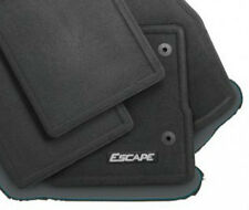 OEM NEW 2013 Ford Escape Premium MED. STONE Carpet Floor Mats Embroidered Logo