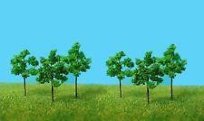 X8 für Z + N Set Bäume 100 Stück Laubbäume 3,5cm NEU
