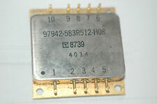 ORIGINAL 583R512-H08 D/C 8042 Very Rare Collectable Gold Parts New Quantity-1
