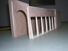 HO scale Model Railway concrete snow/rock shed Model PS 100