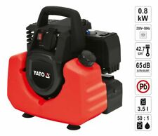 Neues AngebotInverter Benzin Stromgenerator Stromerzeuger 880W 230V Not-Stromaggregat
