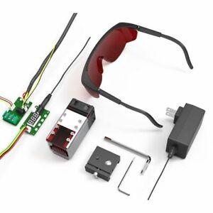 NEJE 30W/40W Laserkopf Lasermodul kits für laser Graviermaschine engraver cutter