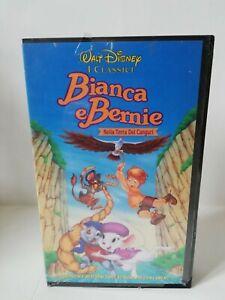 VHS Bianca e Bernie Nella Terra dei Canguri - 1992 - Classico Originale Disney