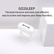 SLEEPON Smart Ring Sleep Monitoring Heart Rate Ring Apnea Index Device Wearable