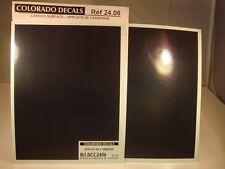 DECALS 1/24 APPLATS DE CARBONE - COLORADO  2406