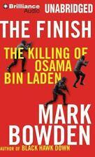 The Finish: The Killing of Osama bin Laden 2012 by Bowden, Mark 1469 . EXLIBRARY