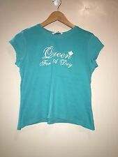 """New Look Ladies Blue Top Chest 32""""<NH547"""