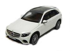 NOREV 2015 Mercedes Benz GLC White (DEALER) 1:18 *New Item!