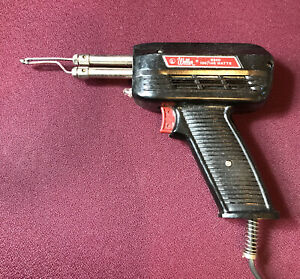 Weller Soldering Gun Model 8200 100/140 Watts 120V 60CY 1.2A Made In USA   Works