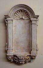 Classical Greek Roman Wall Niche Plaque Home Decor
