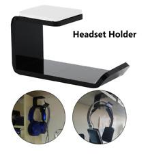 Kopfhörerständer unter dem Schreibtisch Halter für zwei Headset-Halterungen /LE