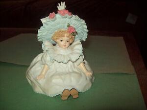 1987 SARAH-LIMITED EDITION -THE MOTHER OF HUMPHREY BOGARD FIGURINE SCULPTURE