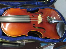 Andrew Schroter Vioin & Case worn pre-owned shape