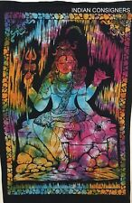 Wall Hanging Lord Shiv Hippie Indian Hindu God Shiva Tapestry Door Cotton Poster