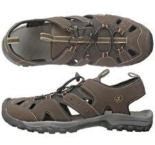 Northside 212465m Men's Burke II Multi-sport Waterproof Sandal Shoe 201 Dark Brown 10