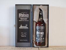 The Ben-Riach  25 ans  Years  Jahre  Single Malt Scotch Whisky 70cl 50% vol.