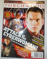 Torchwood Magazine Save Captain Jack Winter 2008 040215R