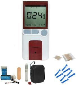 Hb Meter Monitor Hemoglobin Test Meter Kit with Test Strips lancets