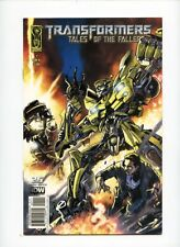 Tranformers Tales of the Fallen #1 IDW Publishing