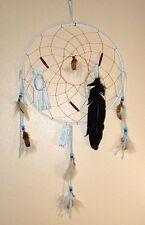 """Big 12"""" Native American made Dream catcher w/ Medicine bag  CB02"""