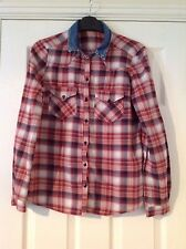 River Island Checked Long Sleeve Tops & Shirts for Women