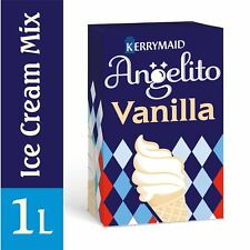 (12 Pack) Angelito Ice Cream Mix 1Ltr