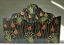 Carton bouilli laque Art Déco dlg Ateliers Martine Paul Poiret Arts & Craft 1910