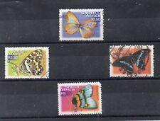 Africa del Sur Fauina Mariposas Valores del año 2000-2 (DM-985)