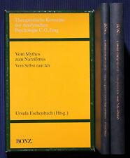 C. G. JUNG - Therapeutische Konzepte Ursula Eschenbach 1985 2 Bände.