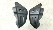 09 Triumph Tiger 1050 abs radiator side covers right and left set