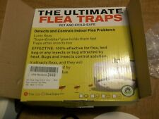 NEW  The Ultimate Flea Trap safe  for children & pets, no chemicals