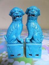 Unboxed Decorative Oriental Pottery Animals
