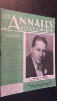 Rivista I Annali Di L Illusione per Lettera N° 15 ABE 1946