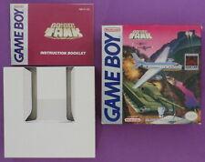 Go Go Tank (Nintendo Game Boy) Box & Instruction Booklet ONLY