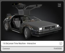 LOW NUMBER #00080 🚀🚀🚀 Common DELOREAN INTERACTIVE 1:6 FA#00080/50000 VEVE NFT