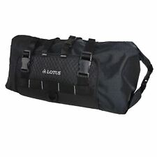 Cycling Lotus Explorer Handlebar Bag with Dry Bag 8.8L Bike Front Storage Pouch
