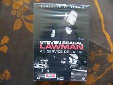 LAWMAN Au Service de la Loi COFFRET 2 DVD NEUF SOUS BLISTER Steven SEAGAL