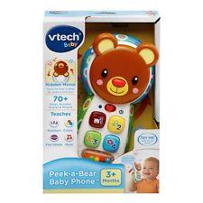 NEW VTECH Peek and Play Phone Blue/Green 502703