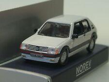 NOREV peugeot 205 GTI 1984, blanc - 471712 - 1/87