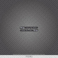 07030 Cannondale CAAD 5 Bicycle Sticker - Decal - Transfer - Silver