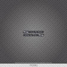 07030 Cannondale CAAD 5 Fahrrad Sticker-Aufkleber-Transfers-Silber