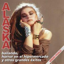 """ALASKA Y PEGAMOIDES - DINARAMA """"COLECCION GRANDES"""" SPANISH CD / FANGORIA - CANUT"""