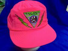 Indianapolis Indy 500 SCOTT BRAYTON Hot Pink ARCTIC CAT Vintage 19?? Hat NEW