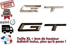 Chiffre numéro coffre emblème insigne LOGO BMW serie 5 Gran Turismo GT noir gris