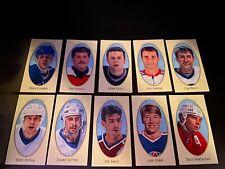 2011 Upper Deck Parkhurst Champions Minis Hockey Card Lot (10)