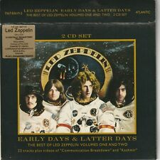Led Zeppelin - Early Days & Latter Days: Best Of...   2CD BOX  (Atlantic 2002)